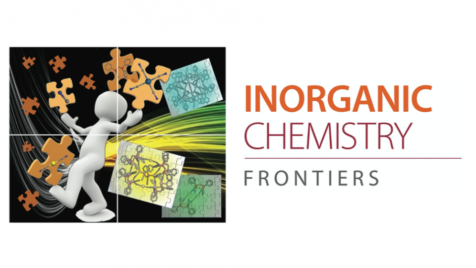 Inorg. Chem. Front. cover