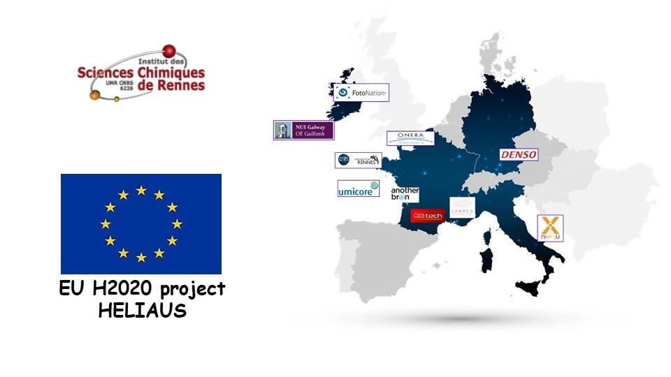HELIAUS EU H2020 project - tHErmaL vIsion Augmented awaranesS : an extended perception for enabling safe autonomous driving