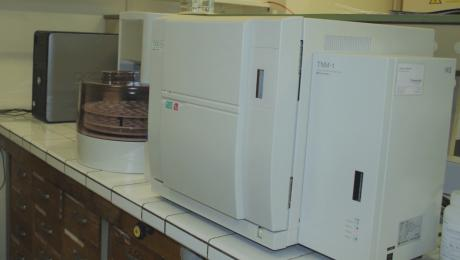 Total Organic Carbon Analyzer TOC-V Series (Shimadzu) with Total Nitrogen Measurment module