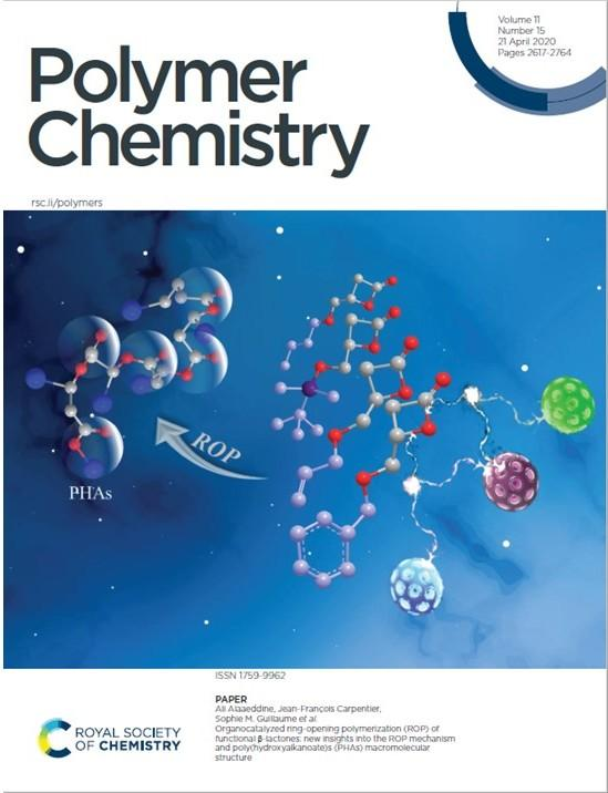 2020_PolymChem -S Guillaume & JF Carpentier_cover
